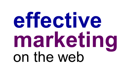 Effective Marketing On The Web